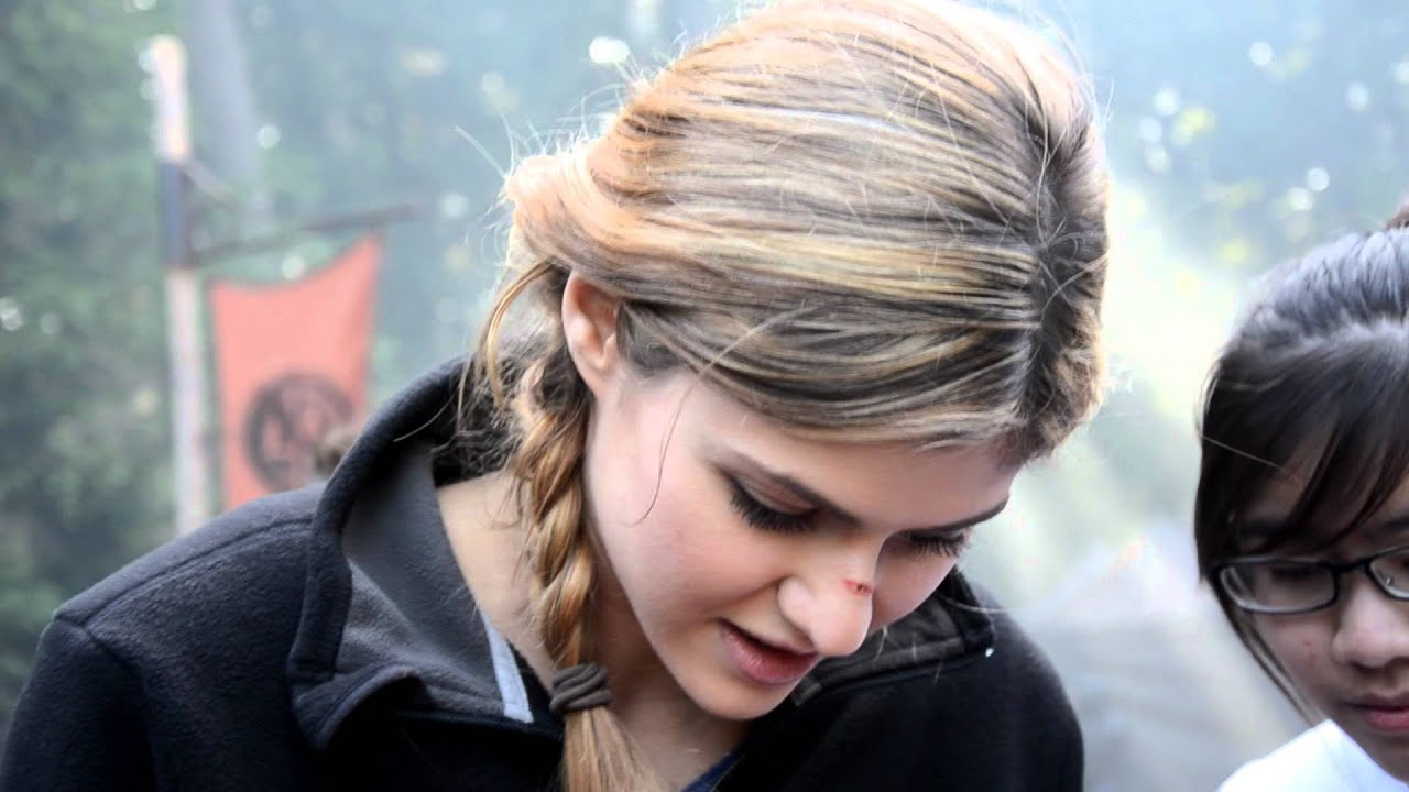 Meeting Alexandra Daddario Youtube