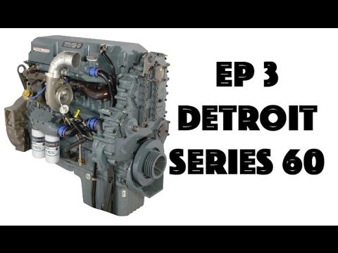 Detroit series 60 - Torque y tiempo del motor