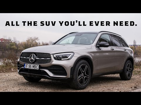 2019 Mercedes-Benz GLC facelift review