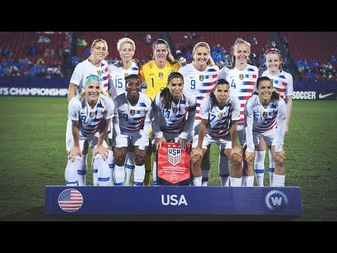 USA vs Canada - 2018 CONCACAF Championship Final