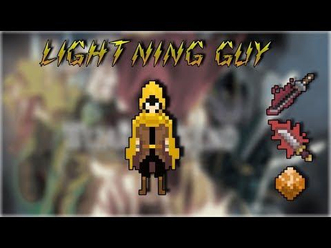Wizard Of Legend - Lightning Guy