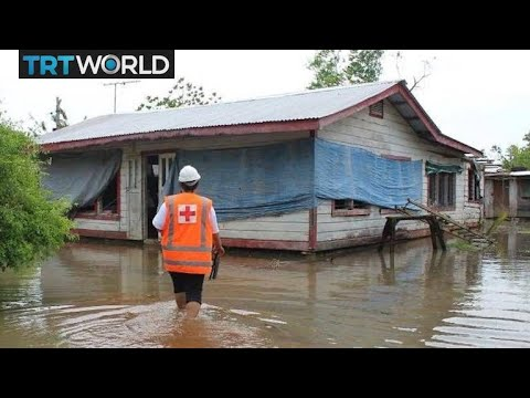 A global humanitarian crisis