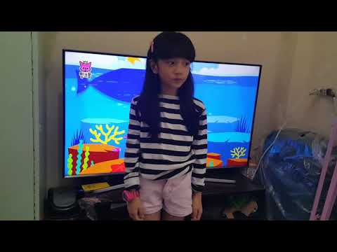 Baby shark Korean song
