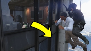 CAN WE PREVENT MR. K FROM BEING KIDNAPPED IN GTA 5? (Incredible)