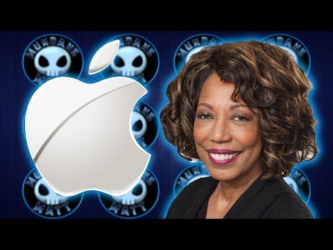 Apple's Diversity VP has to apologize for speaking truth to power