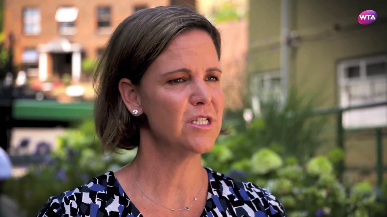 Lindsay Davenport WTA Finals Legend Ambassador Interview