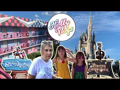 DISNEY WORLD VLOGS MAGIC KINGDOM DAY 1 | NOVEMBER 2018