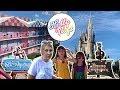 FAMILY FLORIDA VLOGS | MAGIC KINGDOM | ALL STAR MUSIC RESORT | NOVEMBER 2018