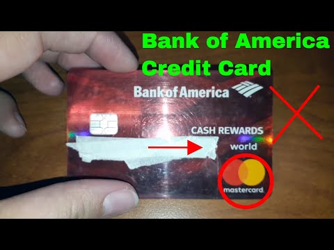 ✅  Bank of America Cash Rewards World Credit Card Review 🔴