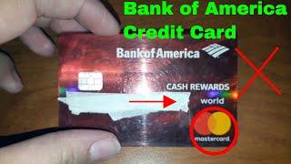 ✅ Bank of America Cash Rewards World Credit Card Review 🔴