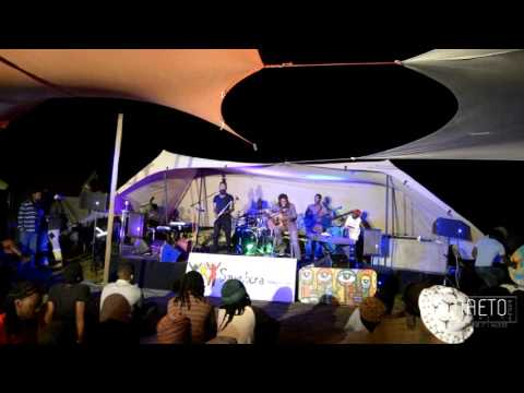 The Urban Village perform Inkani at Sawubona Music Jam