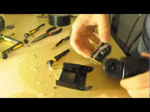 Nikon SB800 flash tube replacement tutorial