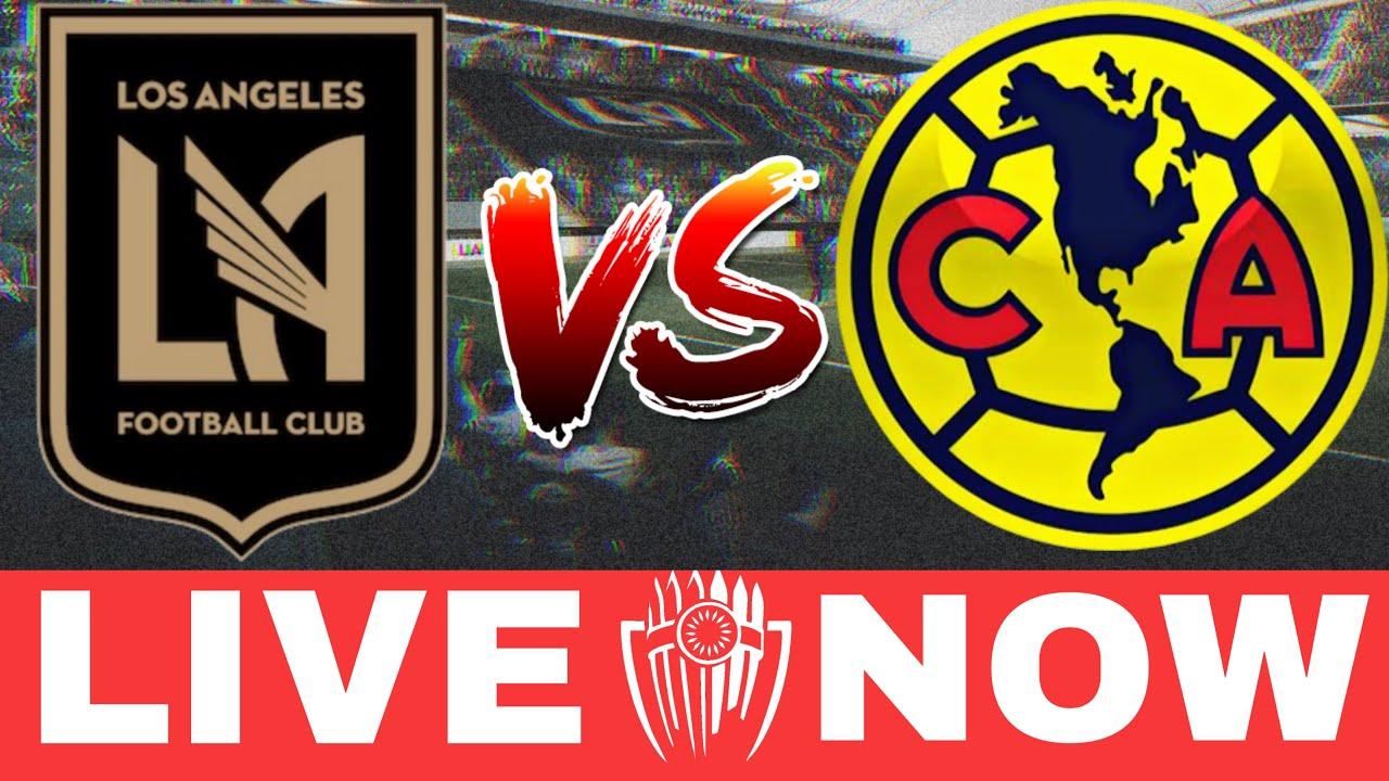 LAFC 3, Club America 1   2020 Concacaf Champions League Match ...