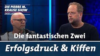 """Thomas D & Smudo spielen """"Kiffer-Ich-packe-meinen-Koffer"""""""