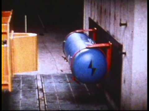 """1980 - """" LPG Equipment Crashtests - Nederlands gesproken"""""""