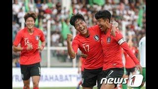 <W杯アジア2次予選>韓国、初戦トルクメニスタンに2-0で勝利 (9/11)