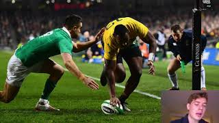 Rugby June Internationals Preview & Predictions - Australia vs Ireland, South Africa vs England