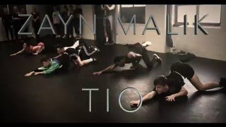 ZAYN MALIK TIO DAVID DANVILLE CHOREOGRAPHY @ADDICTDANCE