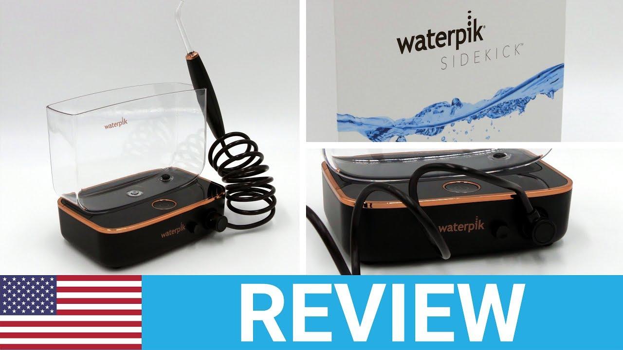 Waterpik WF-04 Sidekick Review - Electric Teeth