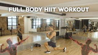 PMA Fitness || 20 Minute Full Body HIIT Workout