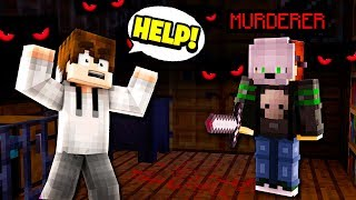 My first reaction to the Minecraft Murder Mystery SPOOKY UPDATE!