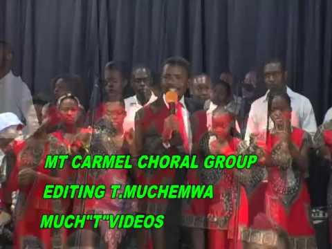 A.f.m Mount Carmel Choral Group seke Assembly