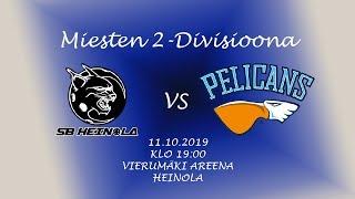 SB Heinola - Pelicans SB