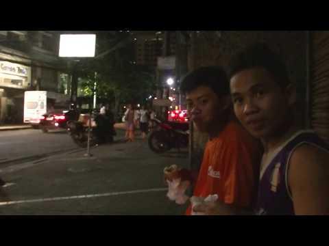 130 XMAS Shawarmas For Homeless & Hookers Manila - Philippines/Oz Fun