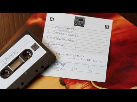 Paul McCartney lançará K7 limitado no Record Store Day