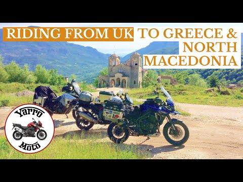 Motorcycle Tour to Greece & Macedonia 13th - 29th May 2017 with PEMC Club