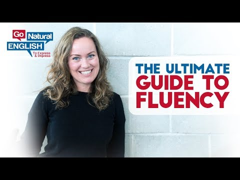 The Ultimate Guide to Fluency in English Conversation
