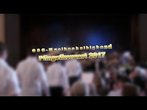 """GSG Musikschulbigband Pfingstkonzert 2017 """"Sing, Sing, Sing"""""""