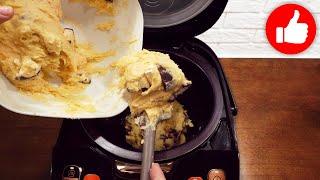 Сметут со стола вместе с тарелкой Готовьте сразу двойную порцию этого Пирога в мультиварке