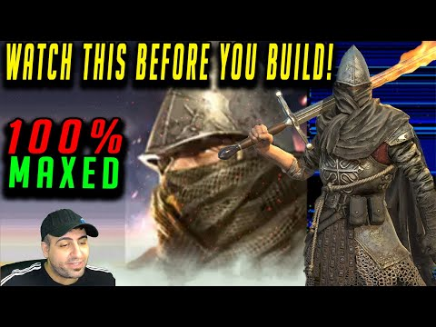 LORDLY LEGIONARY BUILD GUIDE REVIEW RAID SHADOW LEGENDS