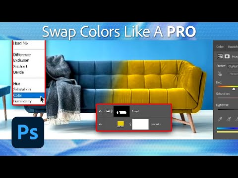 Change The Color Of An Object In Photoshop | Adobe Creative Cloud