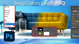 Change the Color of an Object in Photoshop | Adobe Creative Cloud screenshot 5