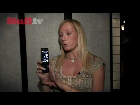 Sony Ericsson Aino hands on review