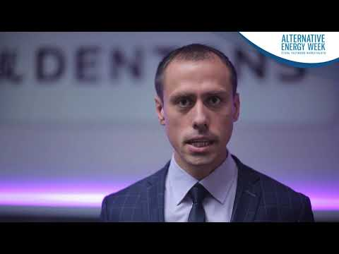 Максим Сысоев спикер Alternative Energy Week