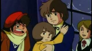 Cette scène de RÉMI (Ie Naki Ko Remi) produite au Japon en 1977 se ...
