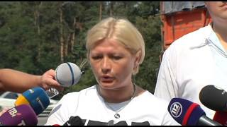 Ирина Геращенко: Разыгрывается сценарий