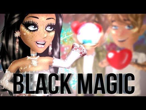 Black Magic  MSP music