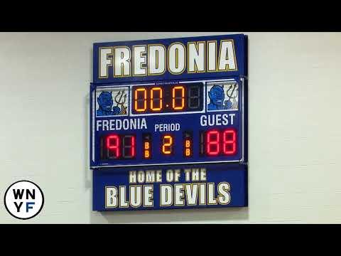 Men's Basketball Fredonia V. D'Youville 11/12/19