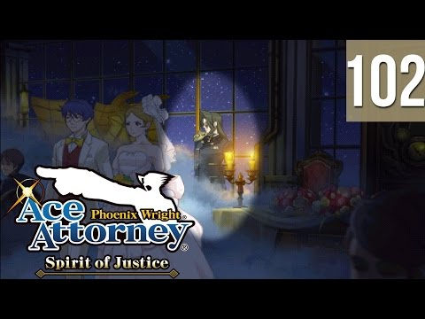 Phoenix Wright: Spirit of Justice #102 ~ Turnabout Time Traveler - Trial Latter, Day 2 (2/2)