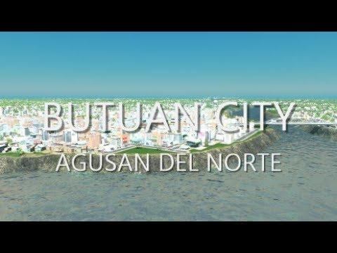 Butuan City Cinematics - Cities: Skylines - Philippine Cities