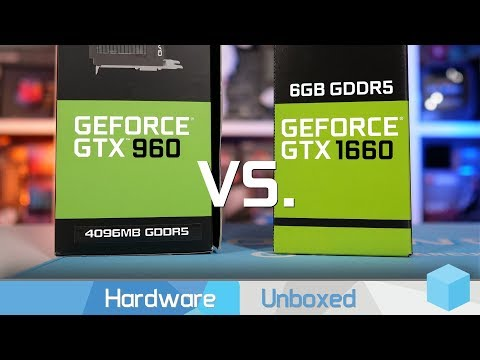 GeForce GTX 960 Vs. GTX 1660: Putting Nvidia's 113% Claim To The Test!