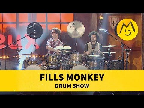 Fills monkey -