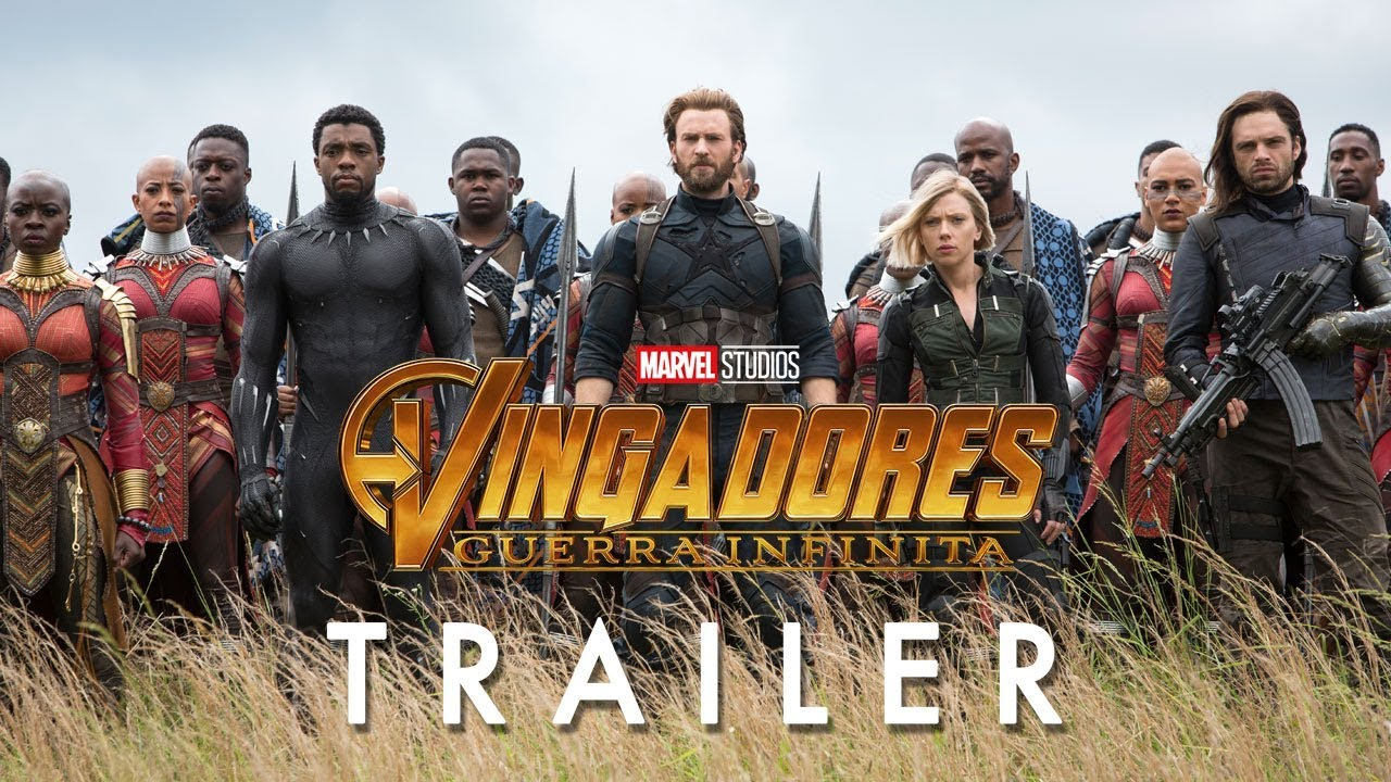Trailer Vingadores: Guerra Infinita - 26 de abril nos cinemas