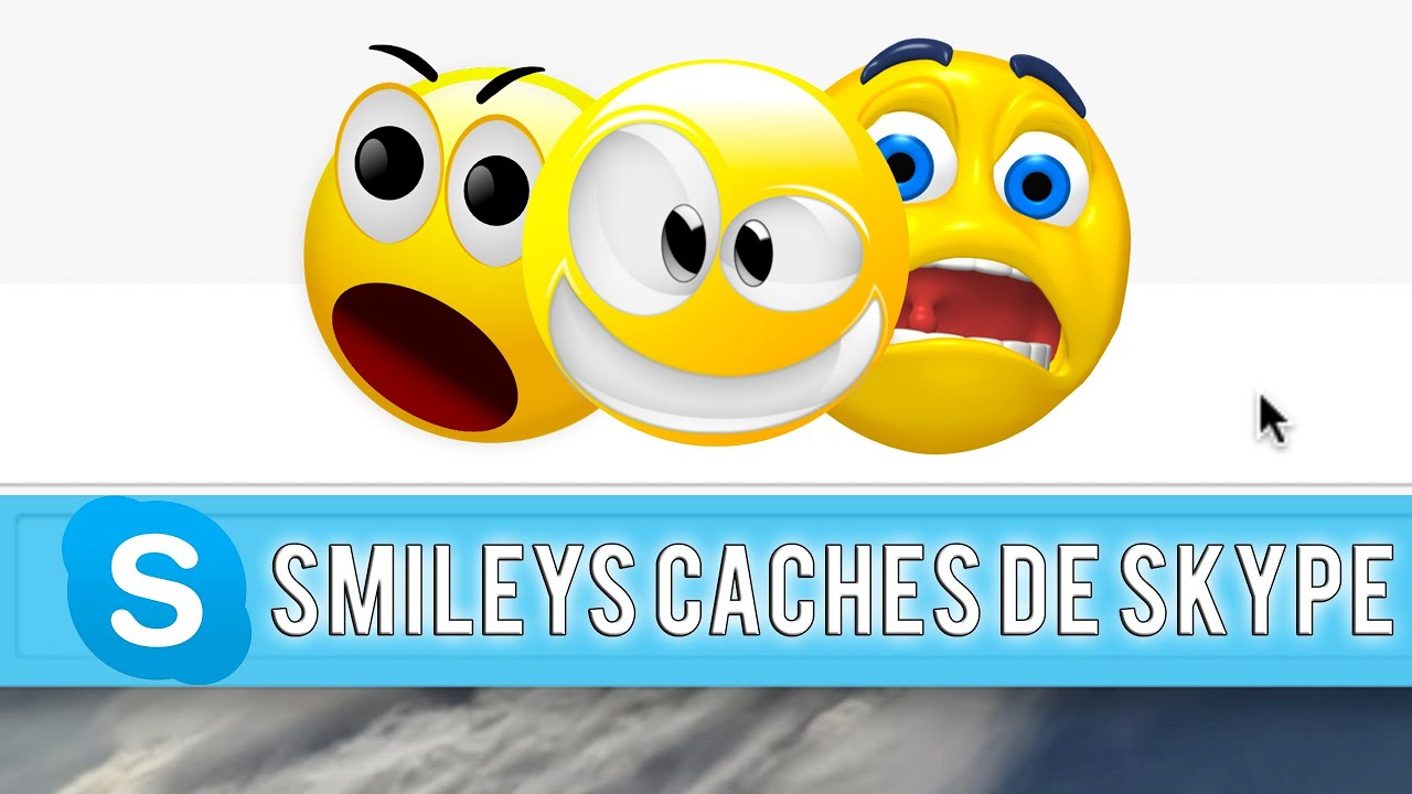 Astuce fr smileys cachs de skype hd part 1 youtube biocorpaavc Image collections