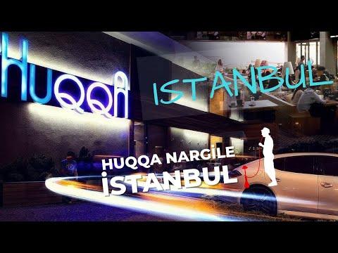 Huqqa Istanbul |Nargile| VLOG|