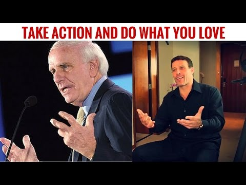 [New]Tony Robbins & Jim Rohn - Take Action and Do What You L